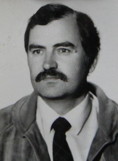 Jerzy Stryjecki /Odkrywca