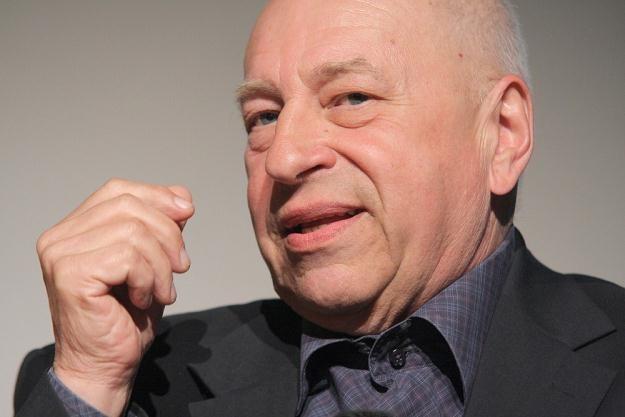Jerzy Stuhr, fot. Damian Klamka /East News