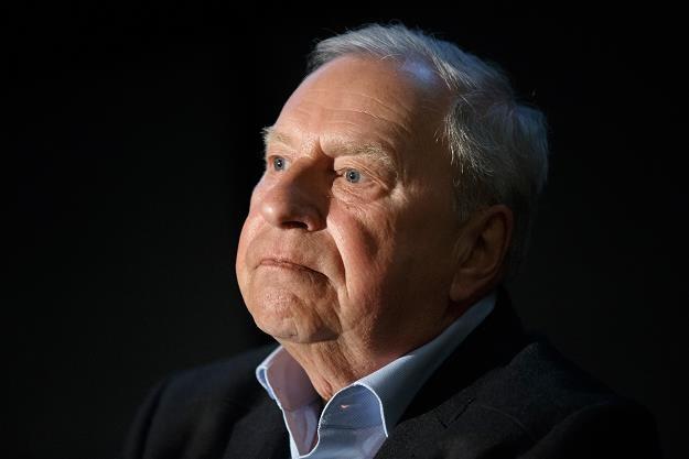 Jerzy Stuhr. Fot. Michał Woźniak /Agencja SE/East News