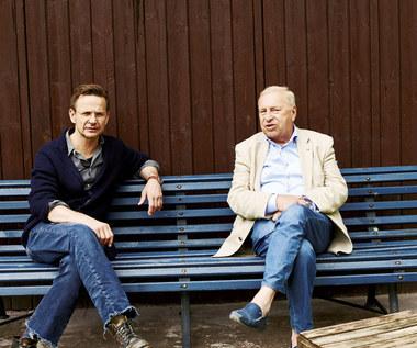 Jerzy Stuhr i Bartłomiej Topa