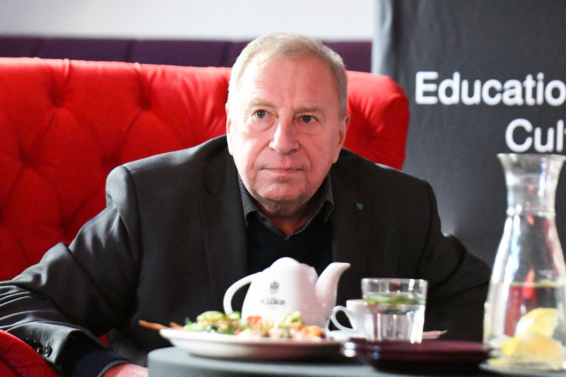 Jerzy Stuhr kreśli czarną wizję przyszłości finansowej aktorów /Andrzej Zbraniecki/East News /East News