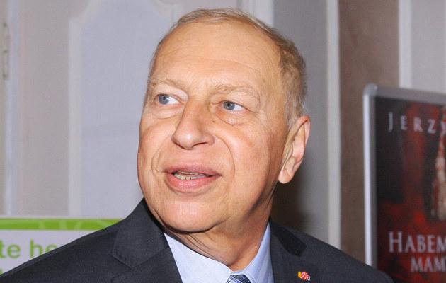Jerzy Stuhr - październik 2011 /Damian Klamka /East News