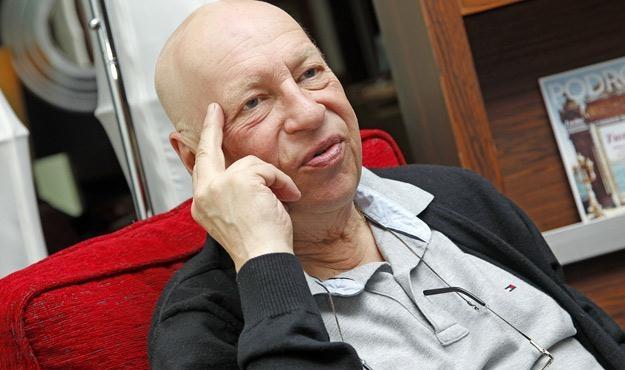 Jerzy Stuhr po długiej chorobie wraca do pracy /AKPA