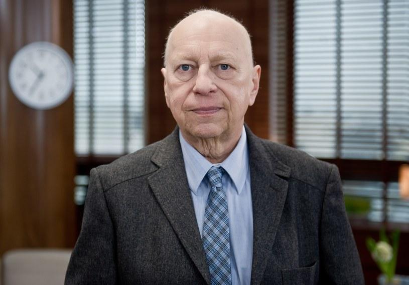 Jerzy Stuhr w trackie walki z rakiem /- /East News