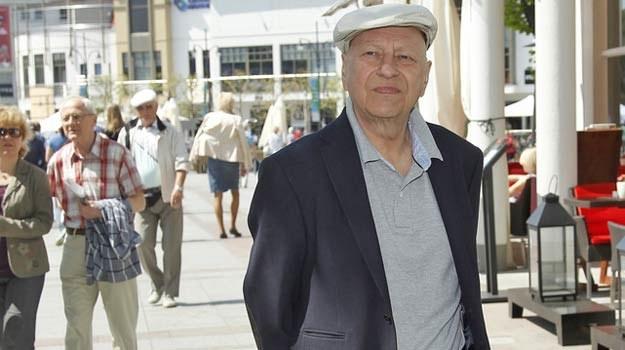Jerzy Stuhr znów pracuje we Włoszech. /AKPA