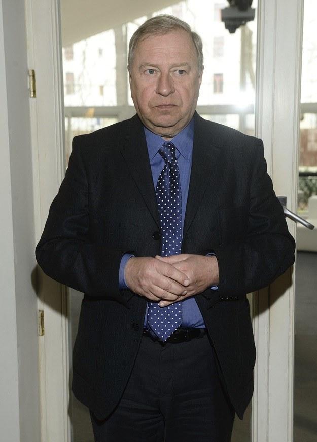 Jerzy Stuhr /Jarosław Antoniak /MWMedia