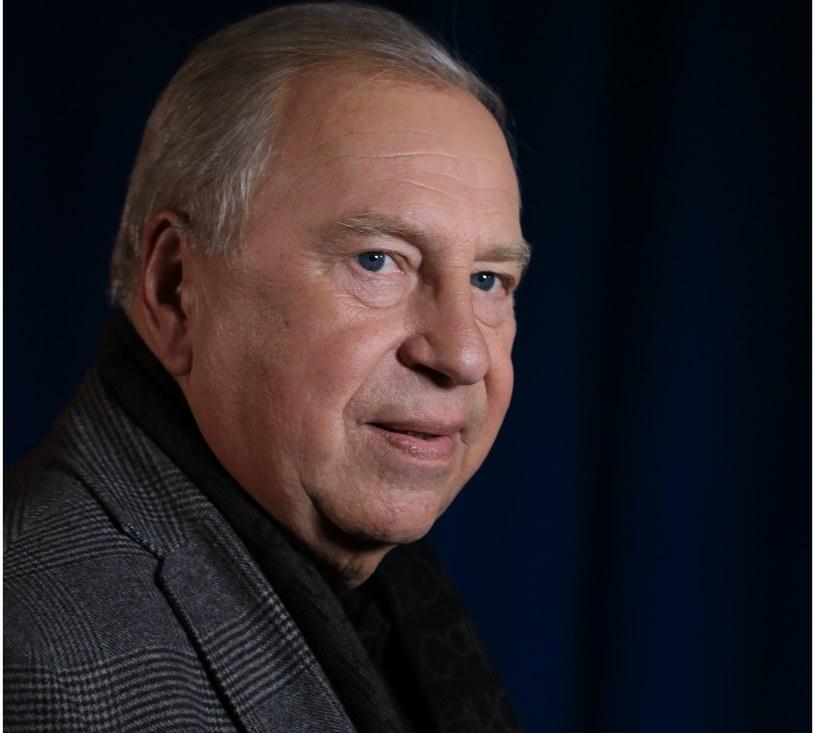 Jerzy Stuhr /materiały prasowe