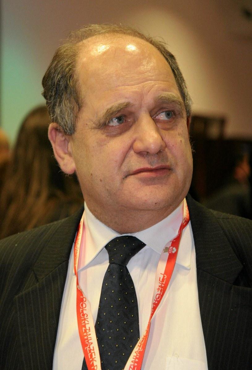 Jerzy Szczęsny. /Wojciech Surdziel /