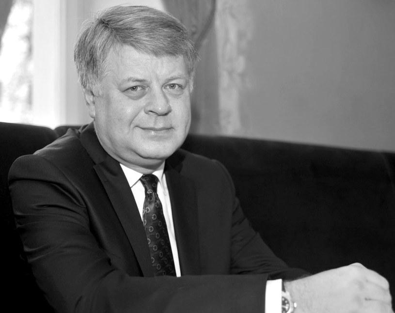 Jerzy Szmajdziński /Lech Gawuc /Reporter