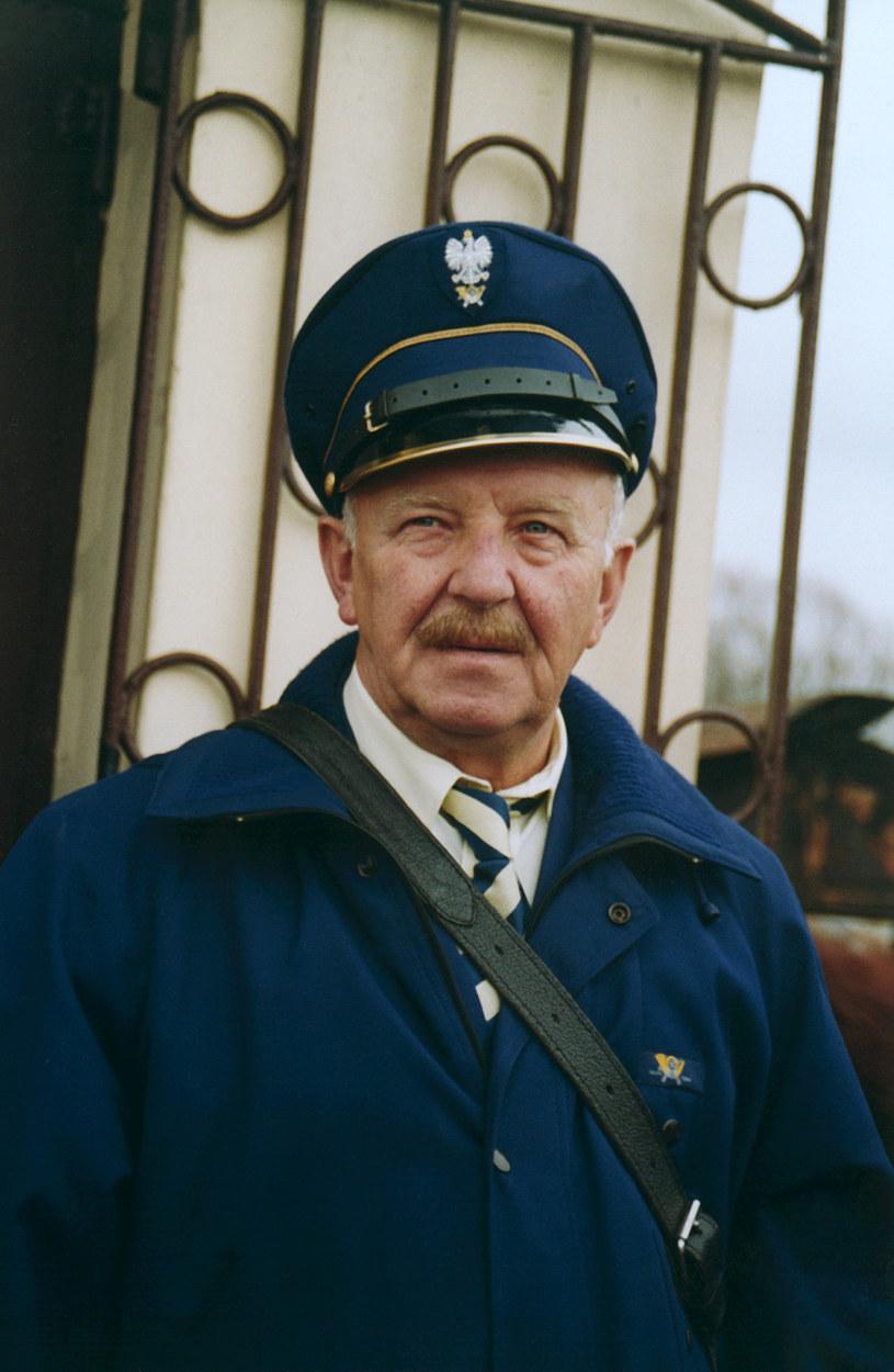 Jerzy Turek, 2001 rok /Mikulski /AKPA