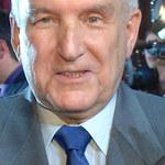 Jerzy Wójcik skończył 80 lat