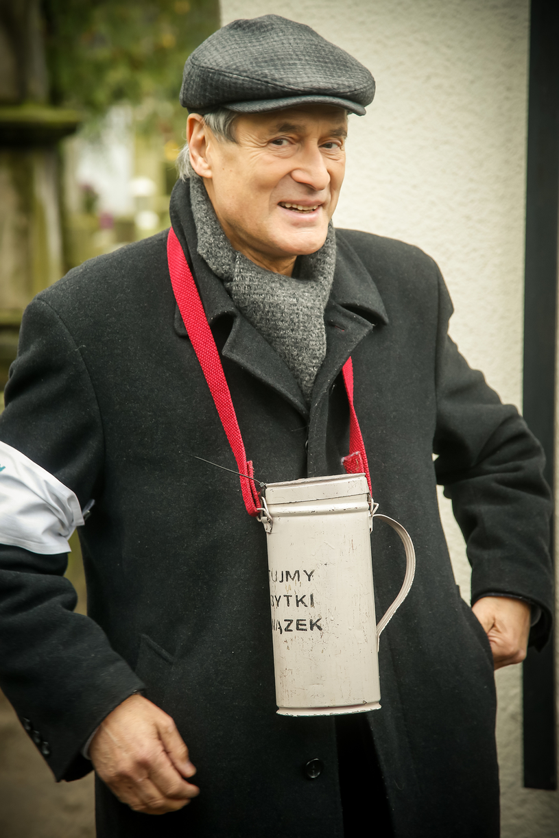 Jerzy Zelnik /Baranowski /AKPA