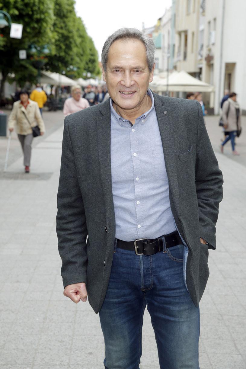 Jerzy Zelnik /Podlewski /AKPA