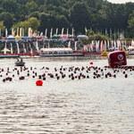 Jerzyk i Kowalski triumfowali w poznańskim triathlonie