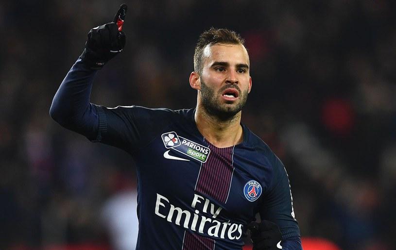 Jese Rodriguez cieszy się z bramki przeciwko OSC Lille /AFP