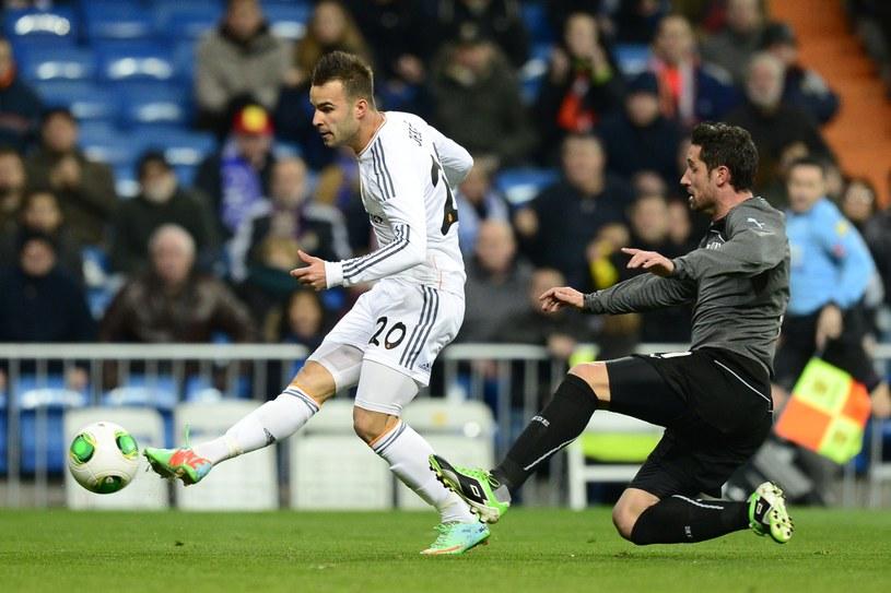 Jese Rodriguez w 7. minucie pokonał bramkarza Espanyolu /AFP
