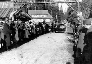 """Jesień 1938. Jaworzyna Spiska, czyli """"wyrównywanie granicy"""" ze Słowacją"""