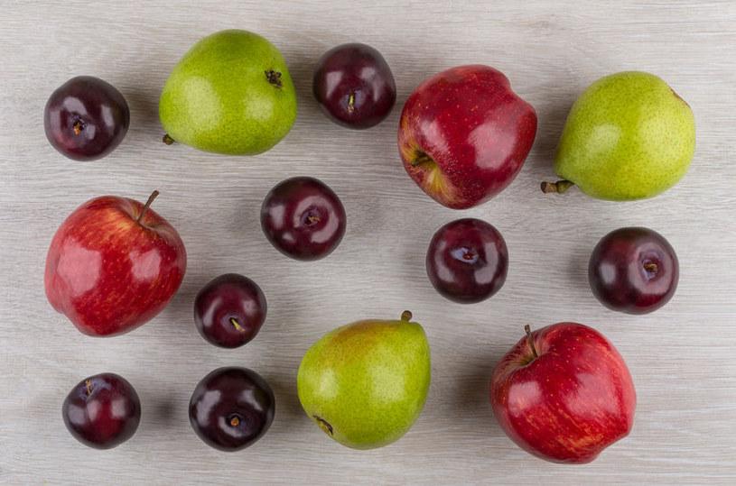 Jesień rozpieszcza nas swoimi owocami /123RF/PICSEL