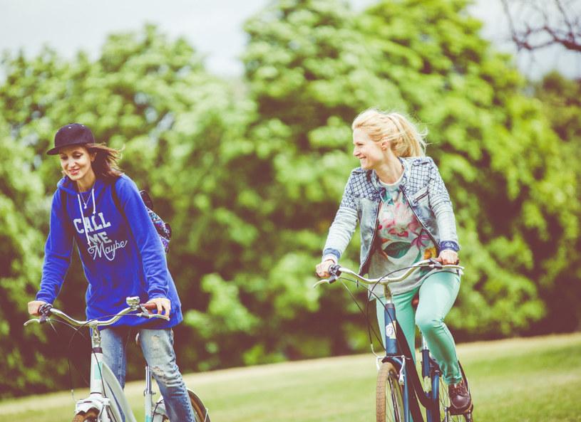 Jesień sprzyja wycieczkom rowerowym /materiały prasowe