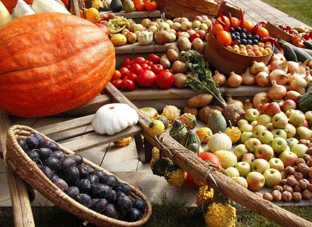 Jesień to dobra pora na zmianę diety /123RF/PICSEL