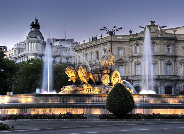 Jesień to najlepsza pora na zwiedzanie Madrytu /123RF/PICSEL