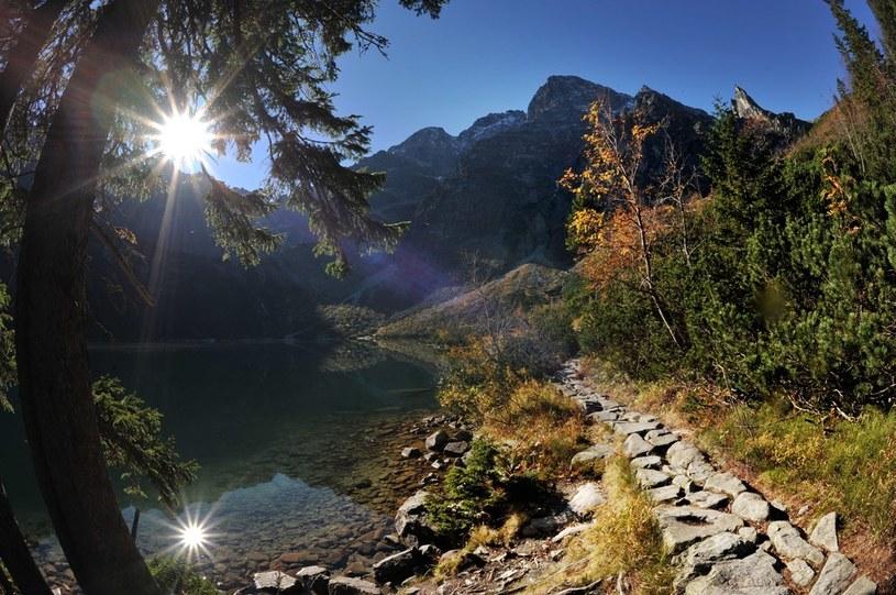 Jesień w Tatrach jest piękna /Adrian Gladecki /Reporter