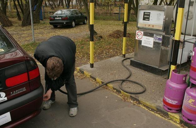 Jesienią ceny LPG idą w górę /Reporter