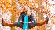 Jesienią nie rezygnuj z jazdy na rowerze