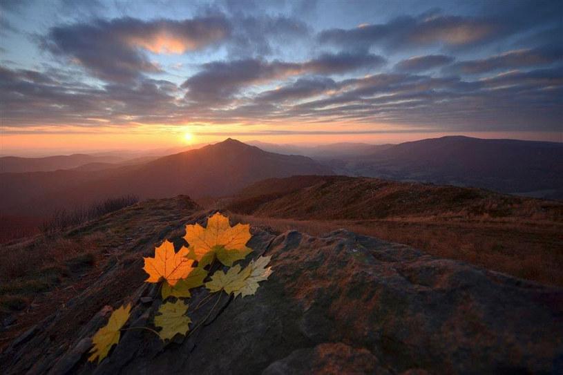 Jesienią warto wybrać się w Bieszczady, foto. Tomasz Okoniewski /materiały prasowe