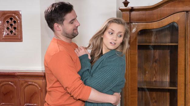 Jesienią zobaczymy Miłosza (Konrad Darocha) i Bożenkę (Agnieszka Kaczorowska) jako parę wręcz wzorową /Agencja W. Impact