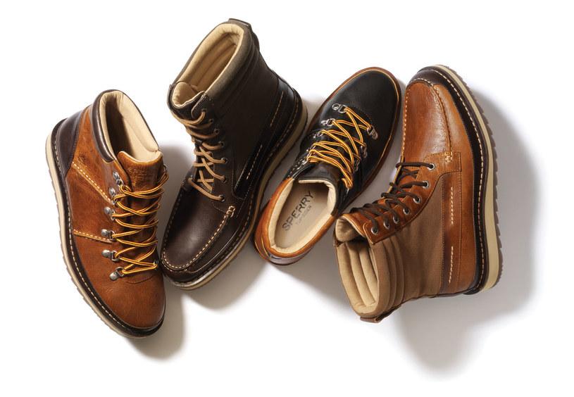 Jesienna kolekcja butów Sperry /materiały prasowe