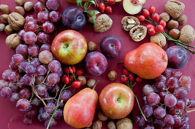 Jesienne dary natury są nieocenionym źródłem witamin i mikroelementów /123RF/PICSEL
