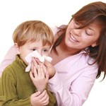 Jesienne przeziębienia u dzieci