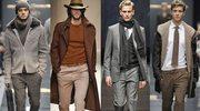 Jesienne trendy w modzie męskiej