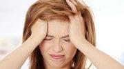 Jesienny ból głowy