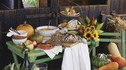 Jesienny piknik w wiejskim stylu