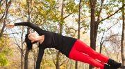 Jesienny trening na świeżym powietrzu działa cuda