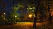 jesienny wieczór