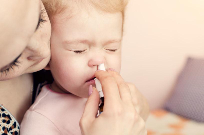 Jeśli dziecko bardzo często choruje, być może jest alergikiem /123RF/PICSEL
