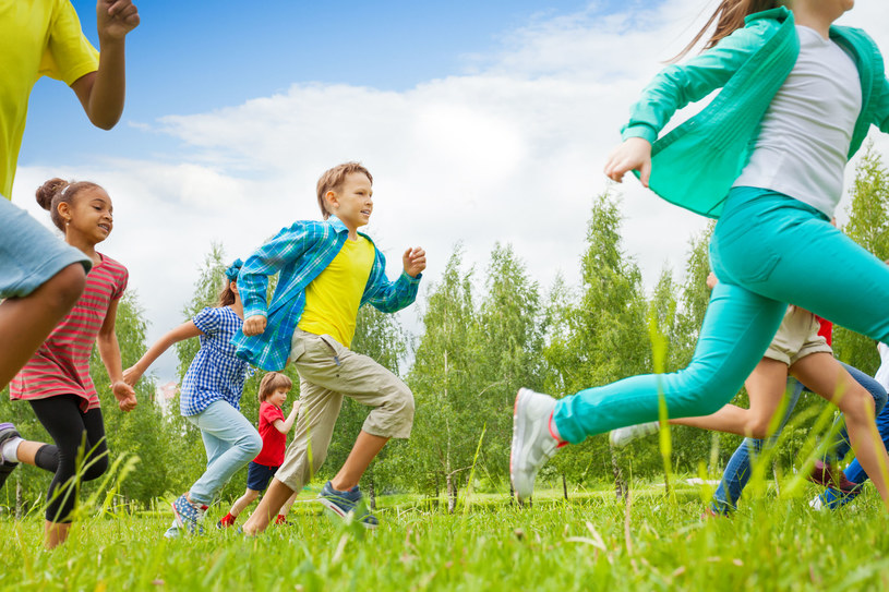Jeśli dziecko faktycznie ma predyspozycje do któregoś sportu, to na pewno dotrą do nas informacje na ten temat /123RF/PICSEL
