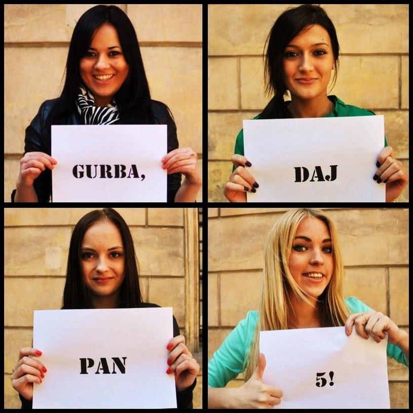 Jeśli dziewczynom uda się uzbierać 10 tysięcy zdjęć, zaliczą na piątkę! /Facebook /materiały prasowe