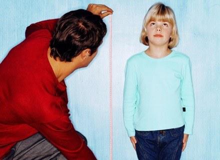 Jeśli kolejne pomiary leżą na tym samym centylu oznacza to, że dziecko rośnie harmonijnie