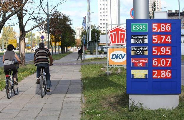 Jeśli tylko się da, Polacy nie jadą już samochodem / Fot: Stanisław Kowalczuk /East News