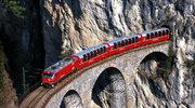 Jeśli w góry, to pociągiem