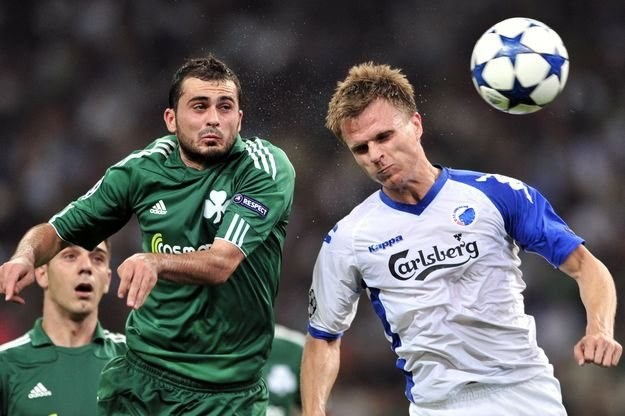 """Jesper Gronkjaer (z prawej) to jeden z najbardziej żądnych krwi """"Lwów"""" /INTERIA.PL"""