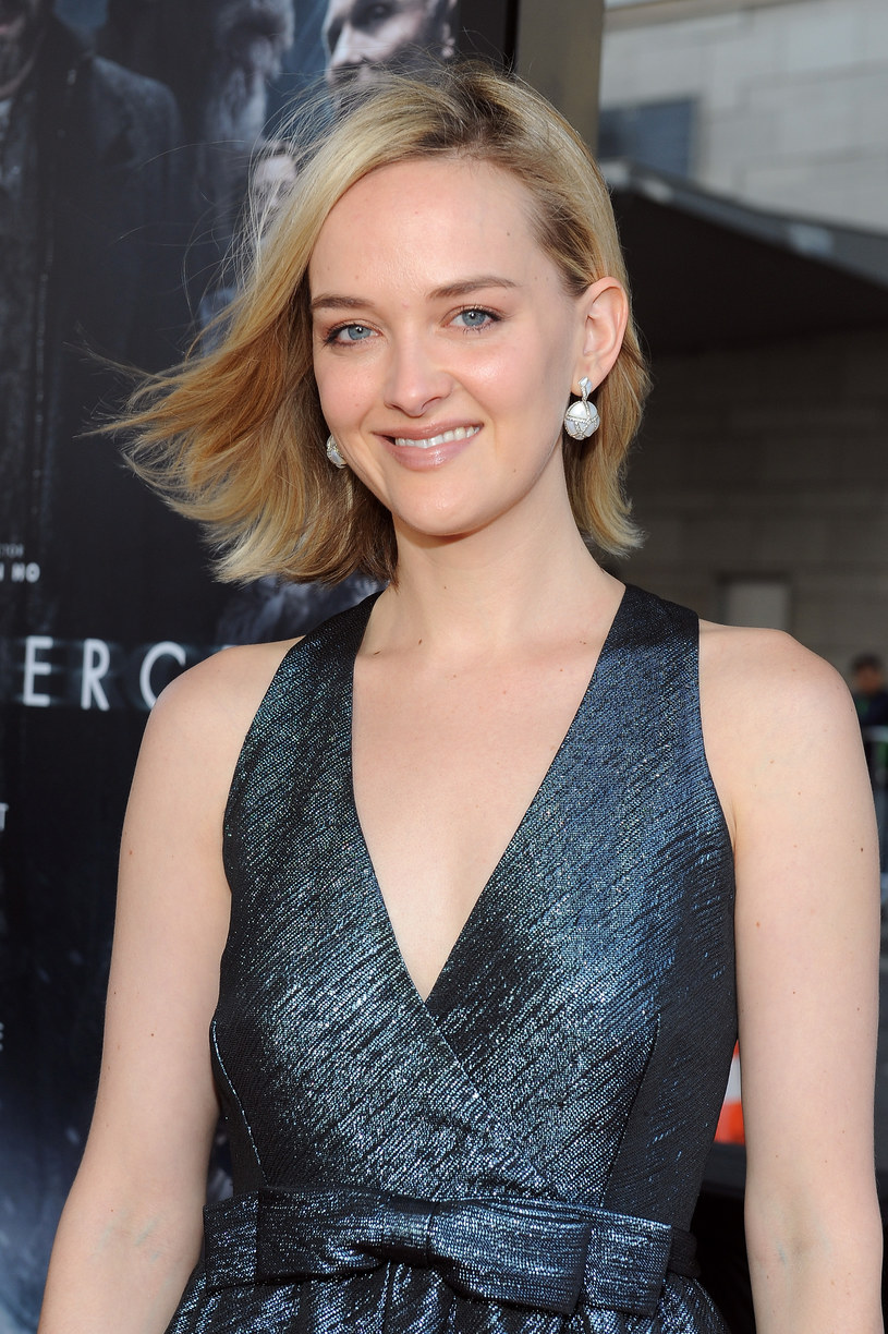 Jess Weixler podczas Los Angeles Film Festival /Angela Weiss /Getty Images