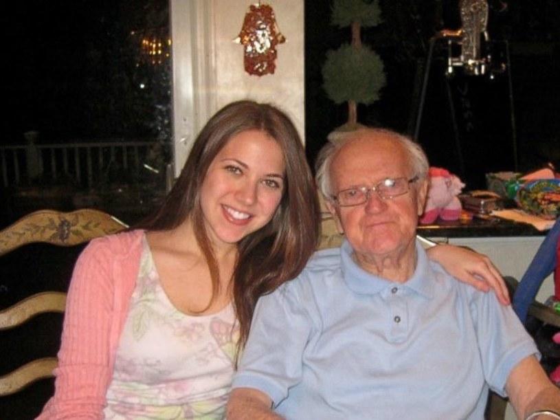 Jess z dziadkiem Abramem /ABC NEWS /INTERIA.PL