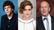 Jesse Eisenberg, Kristen Stewart i Bruce Willis w nowym filmie Woody'ego Allena