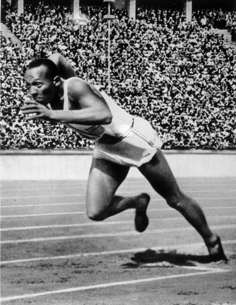 Jesse Owens /Getty Images