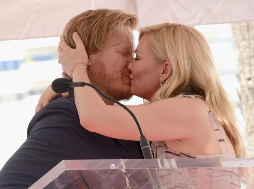Jesse Plemons i Kirsten Dunst /Albert L. Ortega /Getty Images